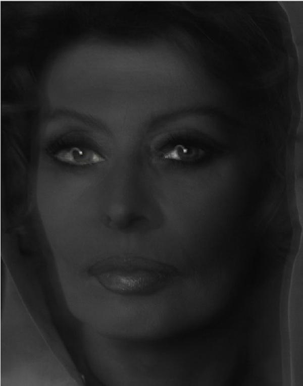 Nadav Kander_Sophia Loren