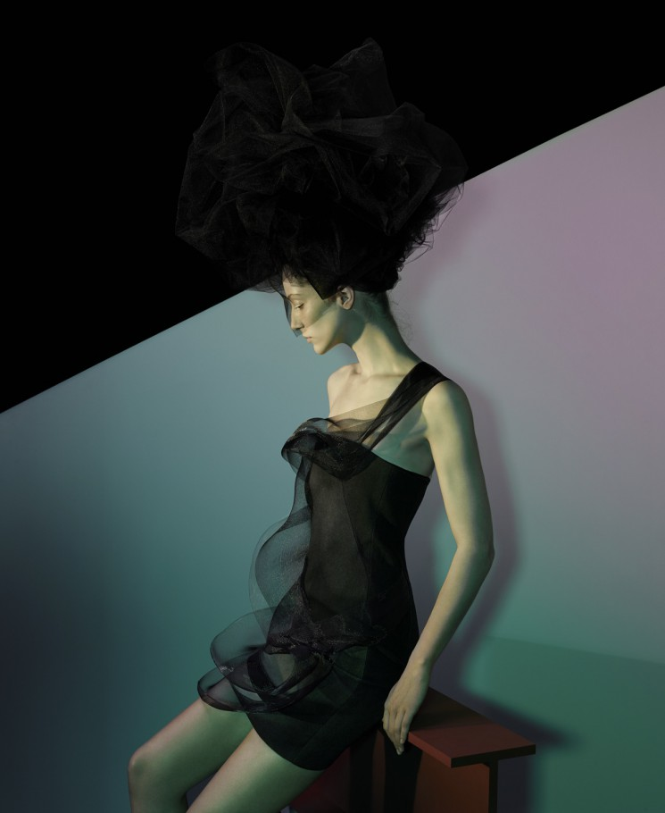 """Photo by Nadav Kander for Neiman Marcus, """"The Art of Fashion."""""""