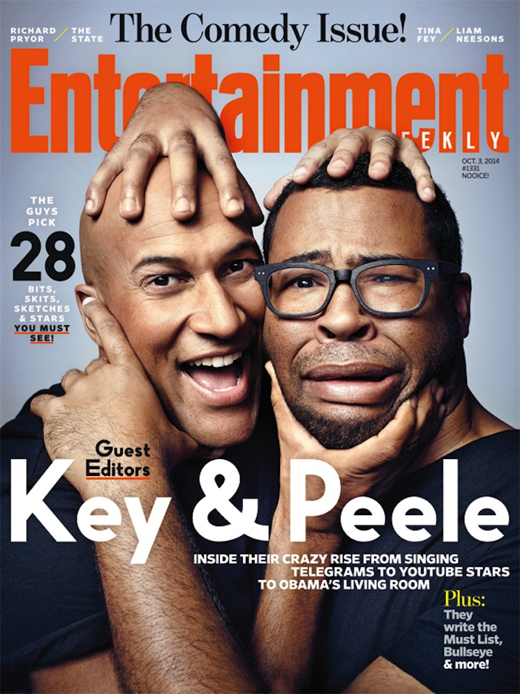 Art Streiber_Key and Peele cover
