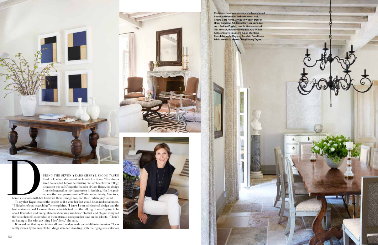 Melanie Acevedo photographs the residence of Core Home founder ...