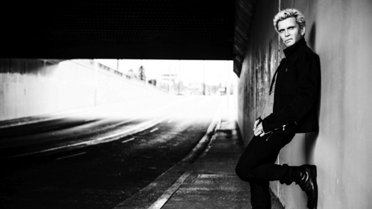 Michael Muller_Billy Idol