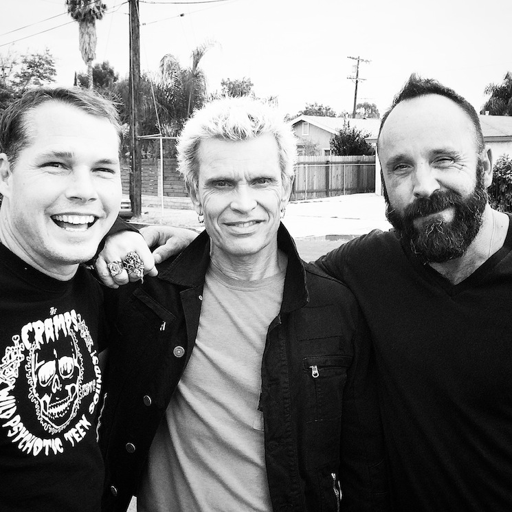 Michael Muller_Billy Idol BTS 3