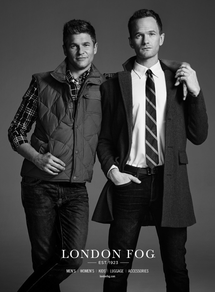 Nino Muñoz_Neil Patrick Harris_David Burtka_London Fog