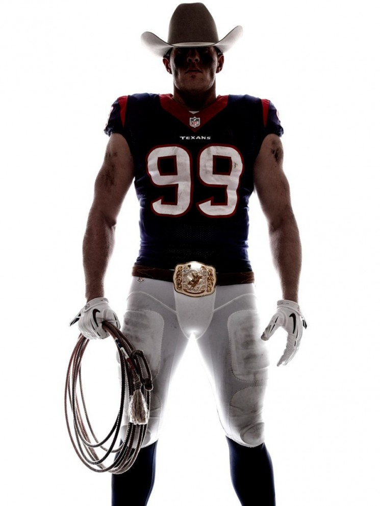 Art Streiber_JJ Watt on white