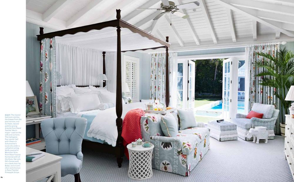 melanie acevedo photographs whimsically designed palm beach home
