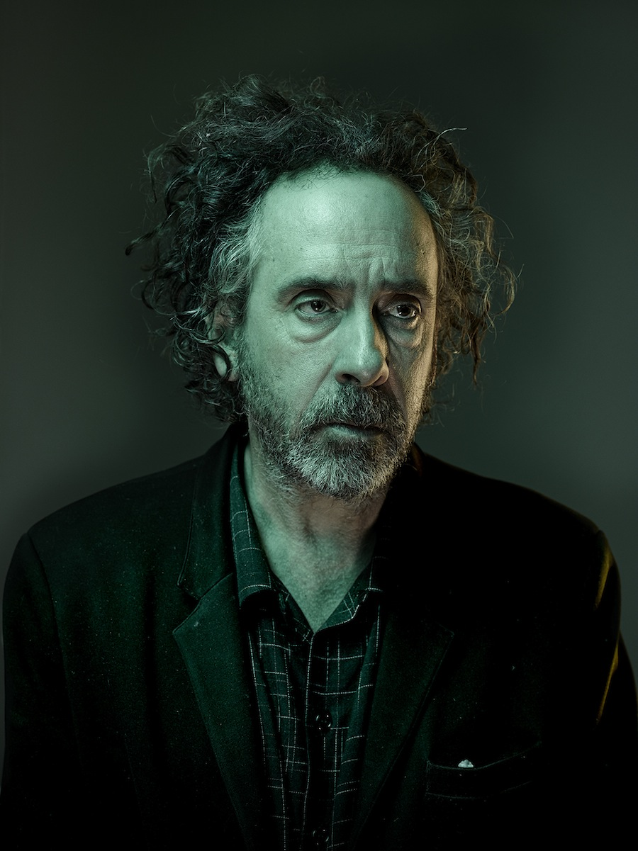 tim burton how tall