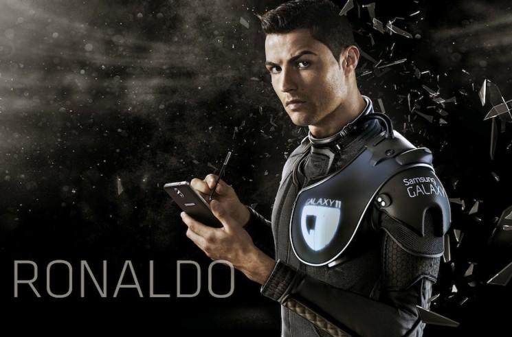Guzman_Samsung_Cristiano Ronaldo