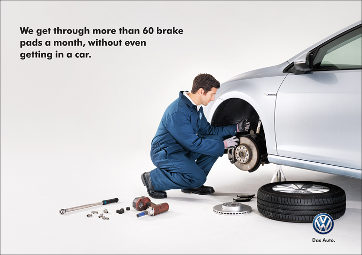 Jason Hindley_VW brake pads