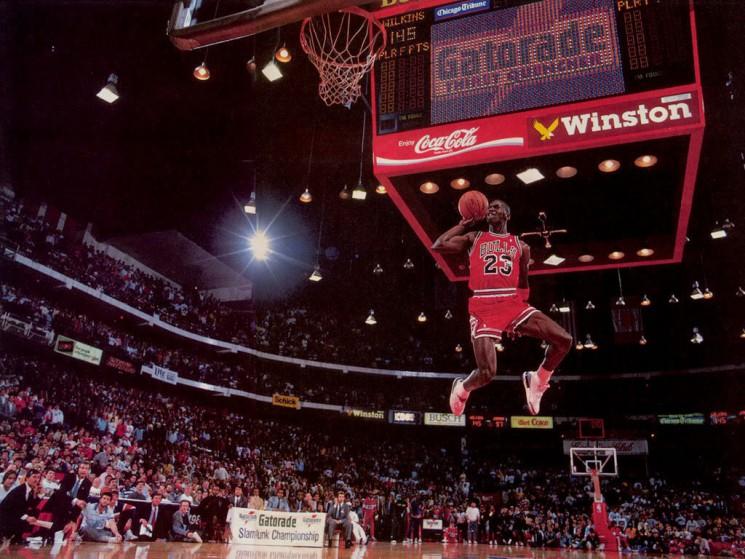 Walter Iooss_Michael Jordan iconic