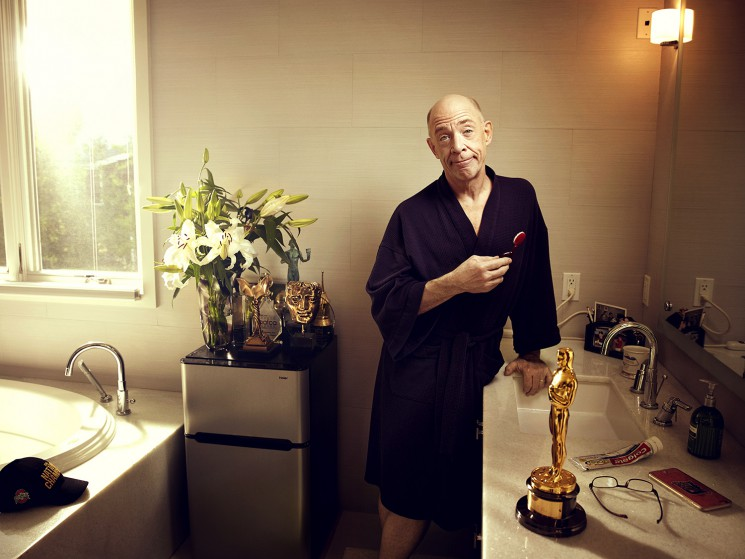 Art Streiber_J.K. Simmons with Oscar