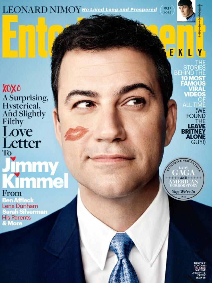 Art Streiber_Jimmy Kimmel 1