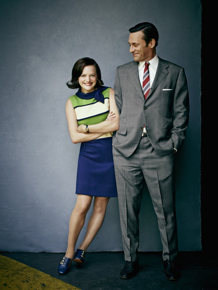 Jeff Lipsky_Elisabeth Moss and Jon Hamm 2