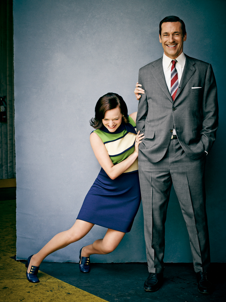 Jeff Lipsky_Elisabeth Moss and Jon Hamm 3