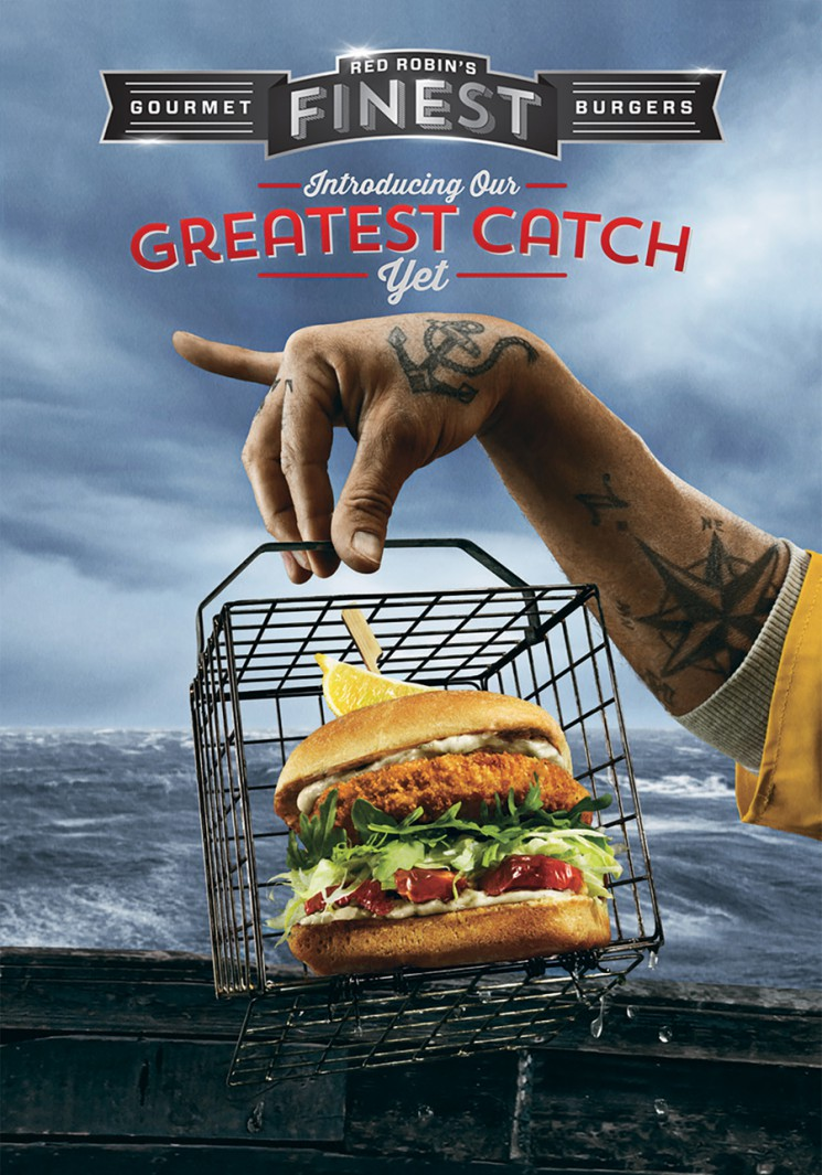 Nigel Cox_Red_Robin_Greatest_Catch