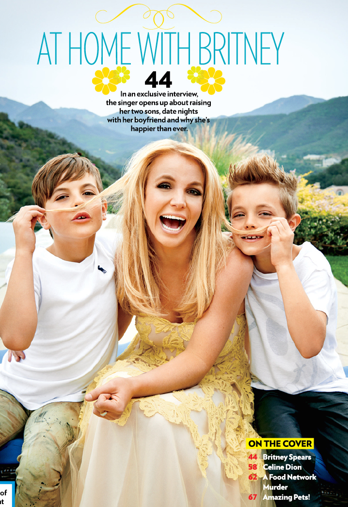 Jeff Lipsky_Britney Spears and kids 3