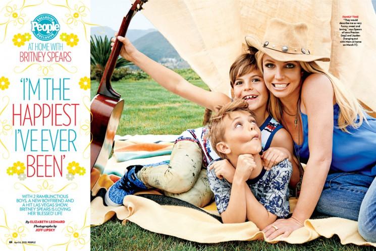 Jeff Lipsky_Britney Spears and kids
