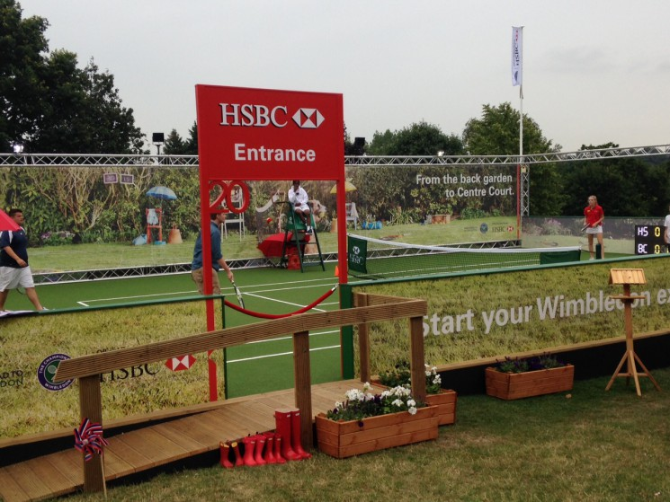 Jason Hindley_HSBC_Wimbledon display 2