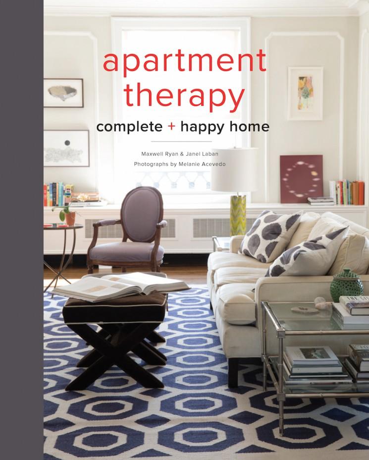 Melanie Acevedo_Apartment Therapy book