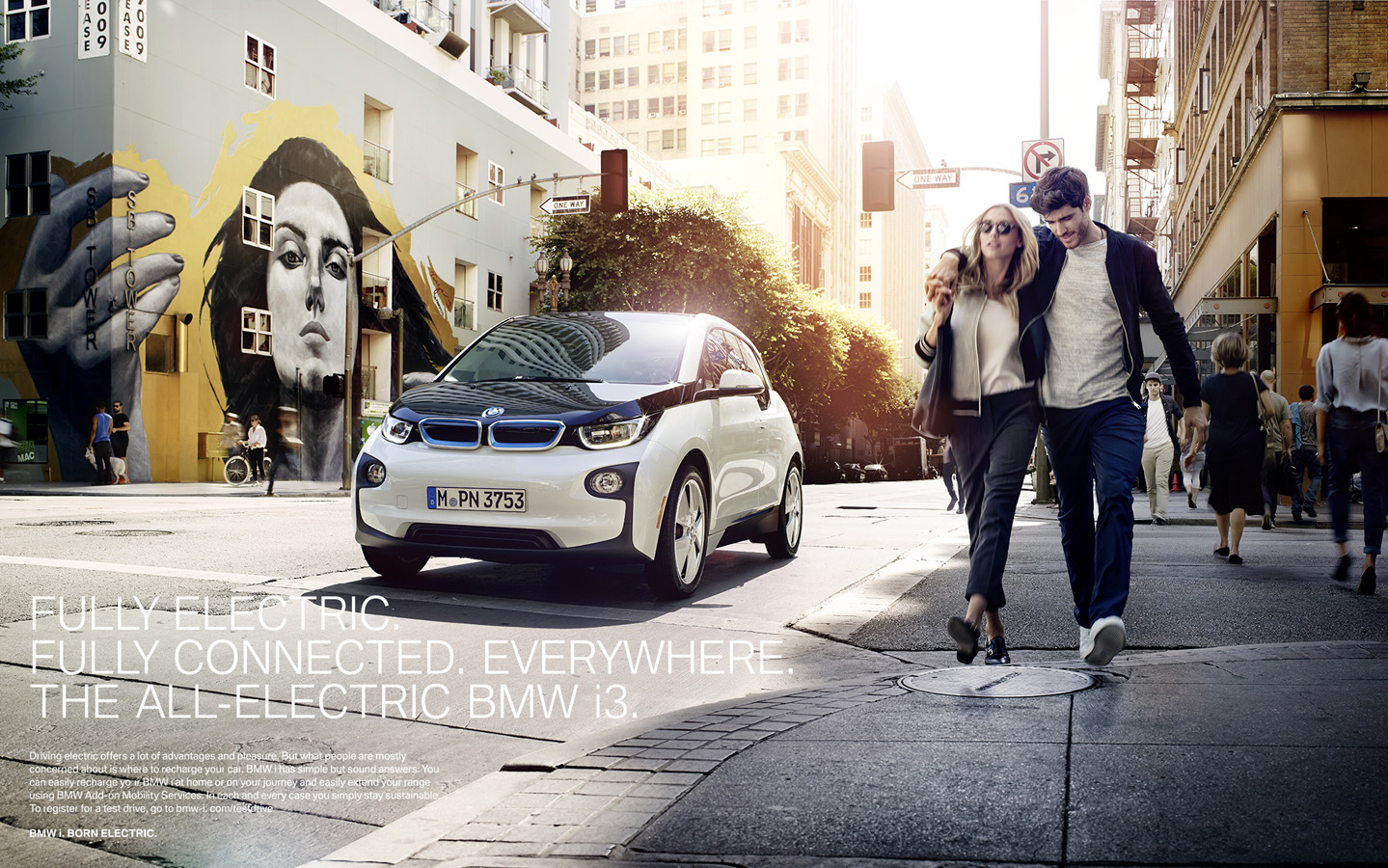 Bmw Taps Uwe Duettmann To Shoot Campaign Promoting Its Sporty New