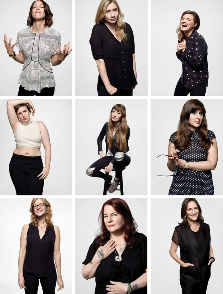 Art Streiber Photographs The Women Of Hollywood For The