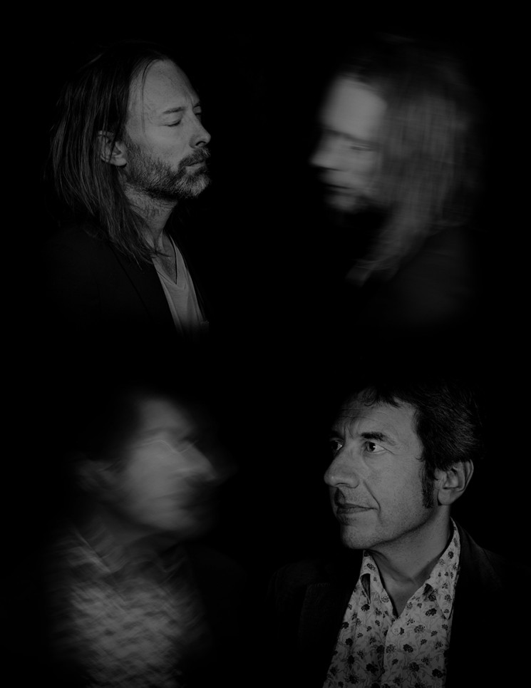 Nadav Kander_Thom Yorke and George Monbiot
