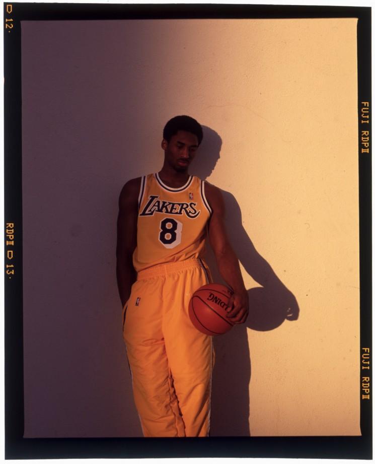 Walter Iooss_Kobe Bryant 3