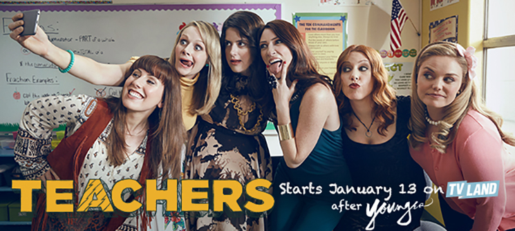 Teachers (TV Series 2016– ) - IMDb