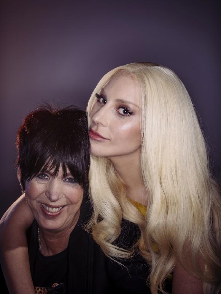 Brinson+Banks_Diane Warren and Lady Gaga