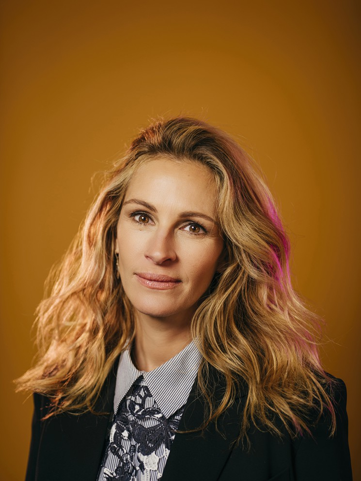Julia Roberts So Devastated By Half Sister Nancy Motes S: The New York Times Commissions Brinson+Banks To Shoot