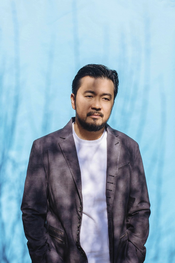 Director Justin Lin poses for a portrait at 99 Pasadena in Pasadena, California January 14, 2016. Photo by Brinson+Banks