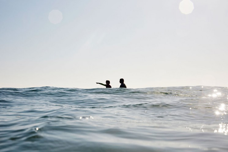 Steven Lippman_surfing with Mommy 1