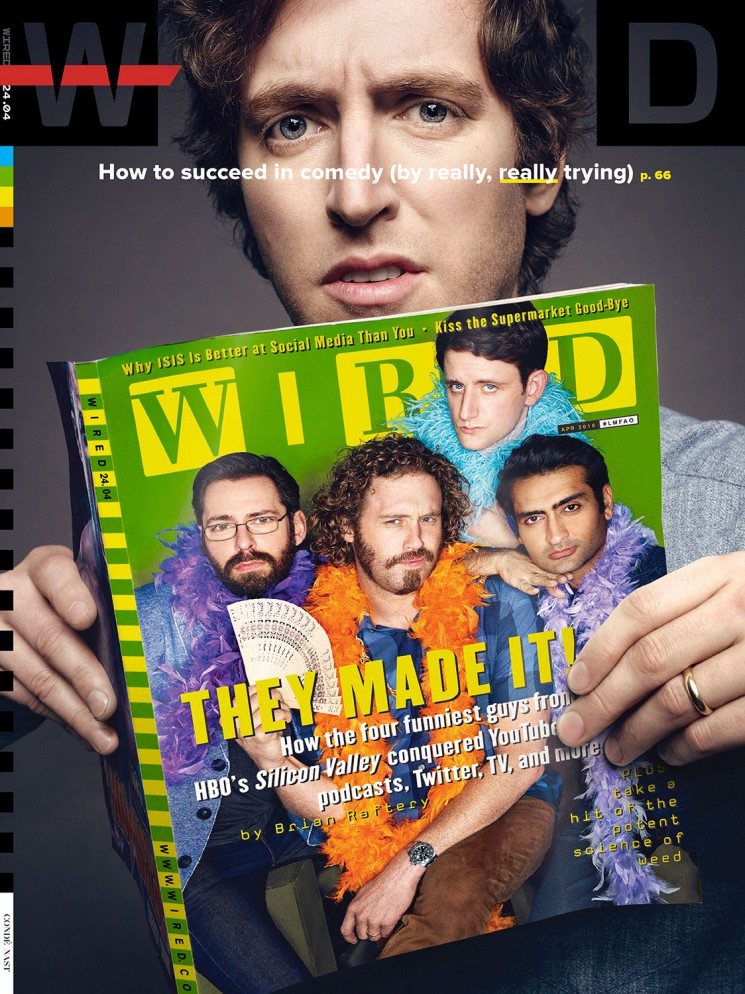 Art Streiber_Silicon Valley_Wired cover 1