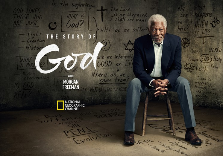 Miller Mobley_Morgan Freeman_The Story of God