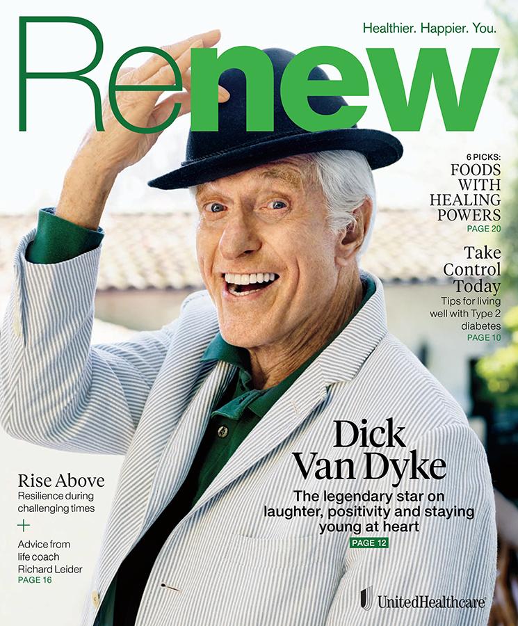 Jeff Lipsky_Dick Van Dyke cover