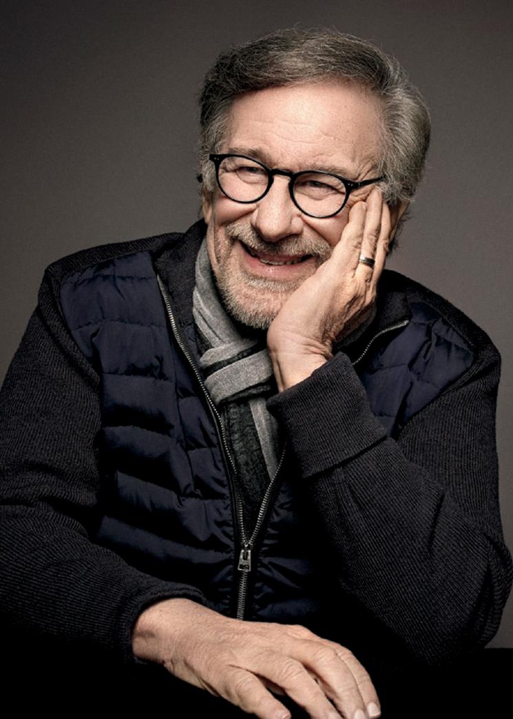 Art Streiber_Steven Spielberg