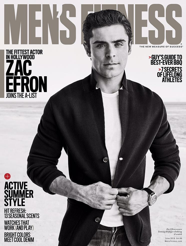 Jeff Lipsky_Zac Efron cover