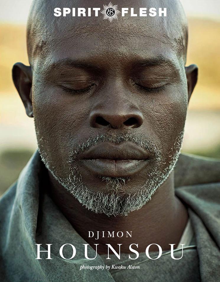 Kwaku Alston_Djimon Hounsou cover