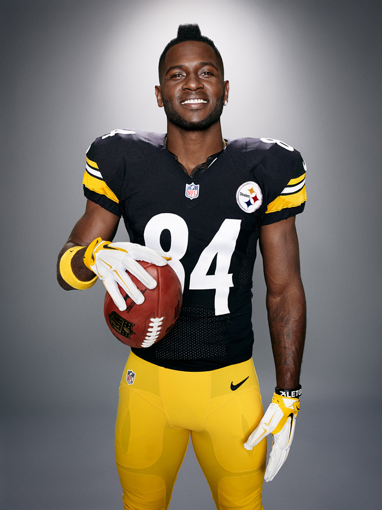Art Streiber_Antonio Brown 1
