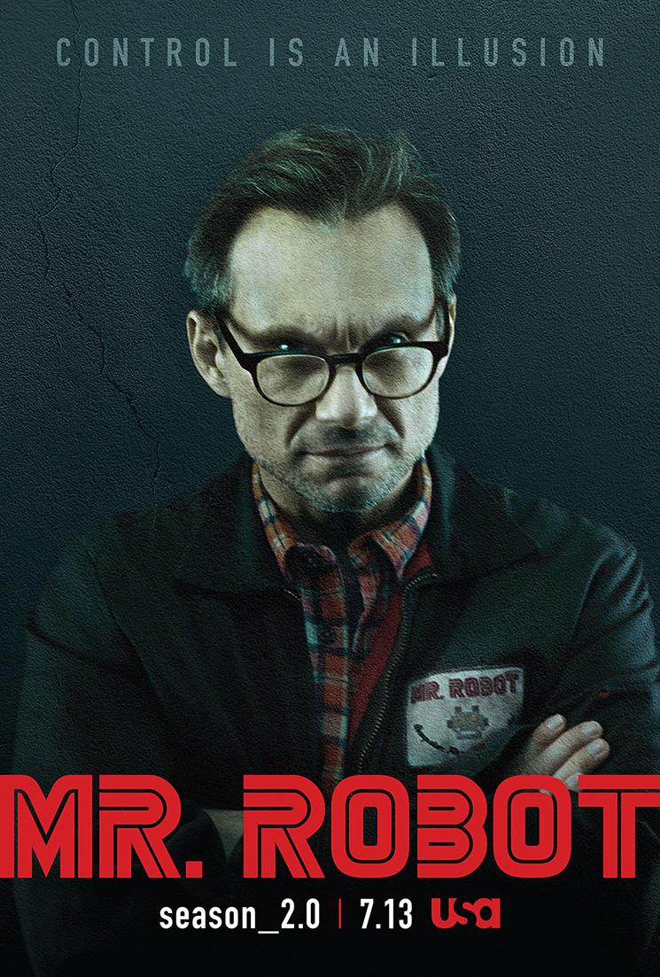 Nadav Kander_Mr. Robot_Christian Slater