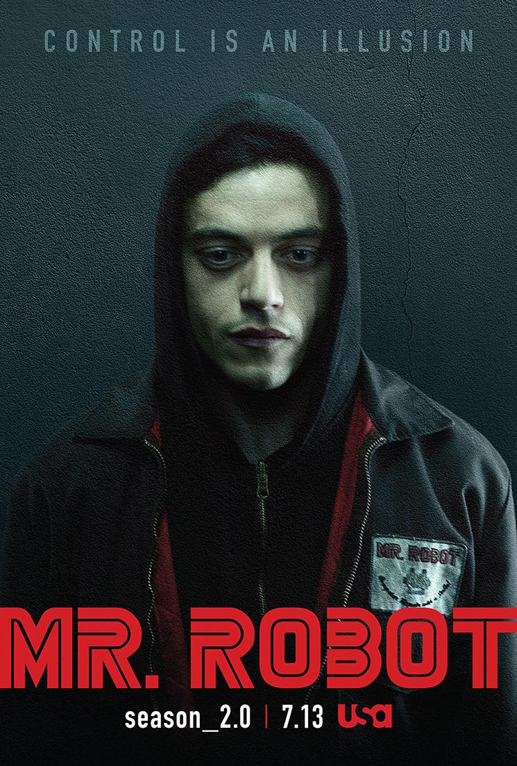 Nadav Kander_Mr. Robot_Rami Malek