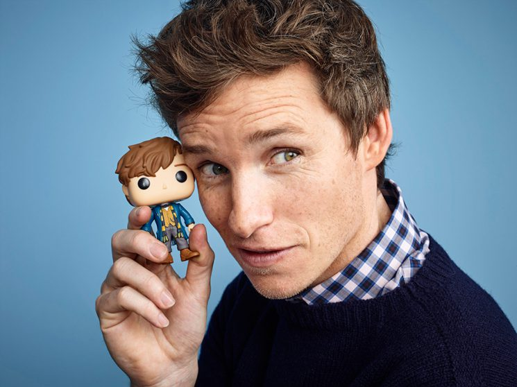 "Eddie Redmayne of ""Fantastic Beasts and Where to Find Them."" Photo by Matthias Clamer for Entertainment Weekly."