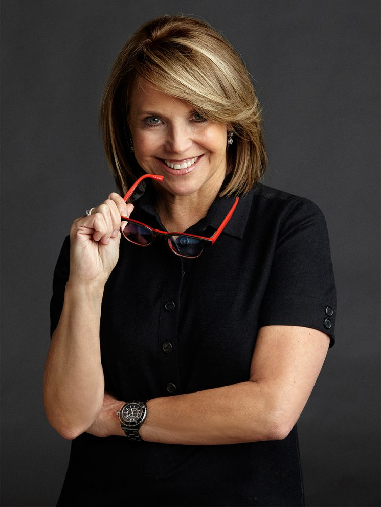 Timothy Greenfield-Sanders_Katie Couric