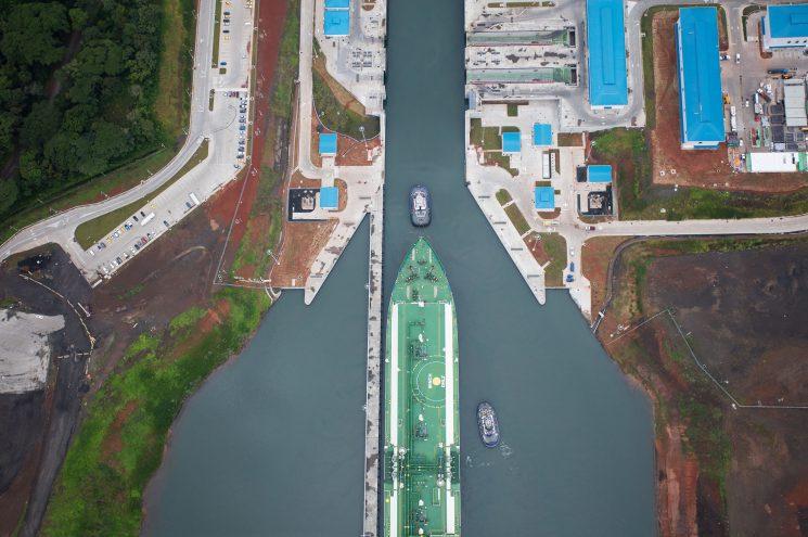 Tobias Hutzler_Panama Canal 1
