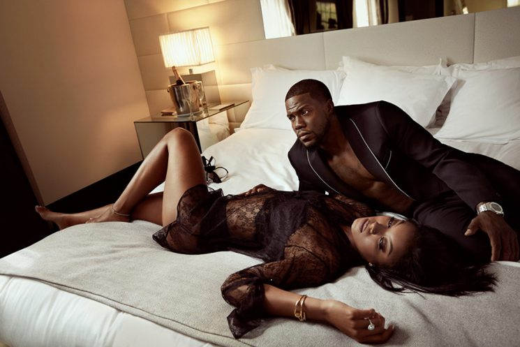 Art Streiber_Kevin Hart and Eniko 1