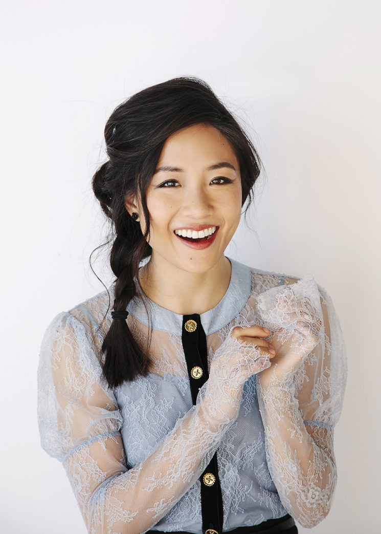 Actress Constance Wu photographed at the Variety studio in Los Angeles, California September 23, 2016. Photo by Brinson+Banks