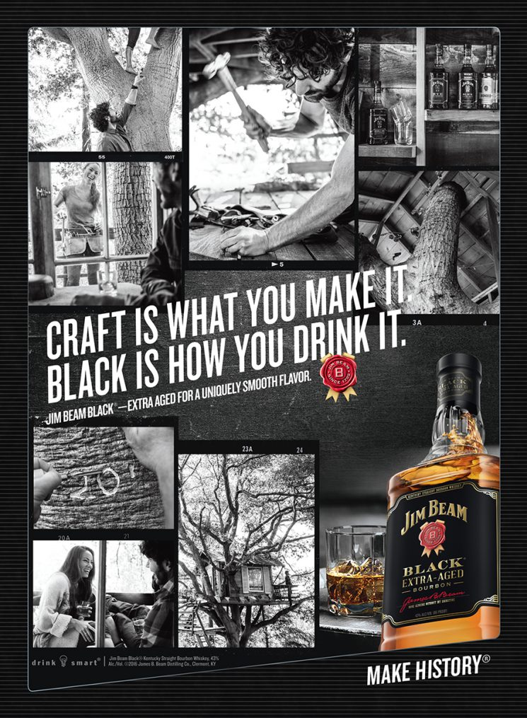 Photo by Jeff Lipsky for Jim Beam.