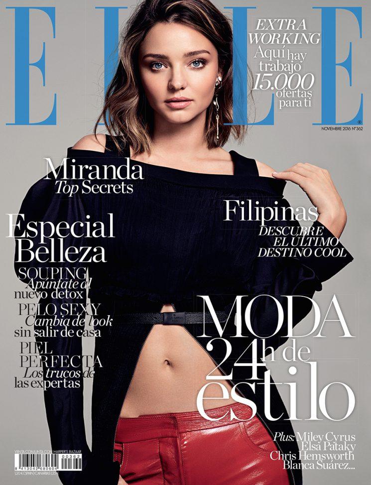 Photo by Nino Muñoz for Elle España.