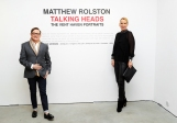 Matthew Rolston in Berlin.