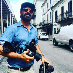 Jeff Lipsky in New Orleans.