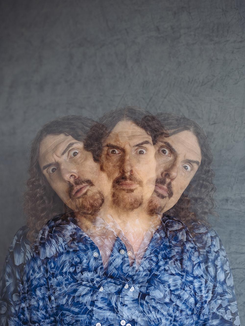 Brinson+Banks photograph Weird Al Yankovic at his ...